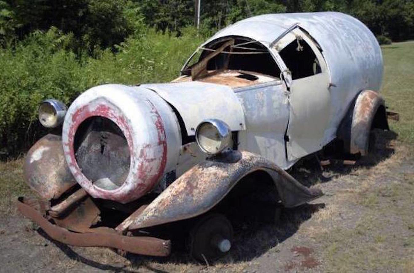 Got Cash? Barn Find REO Milk Wagon Needs a Good Restoration