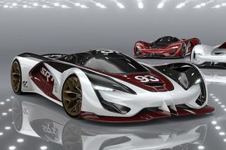 Dodge Unleashes a Monstrous 2,590HP Virtual Supercar for Gran Turismo 6