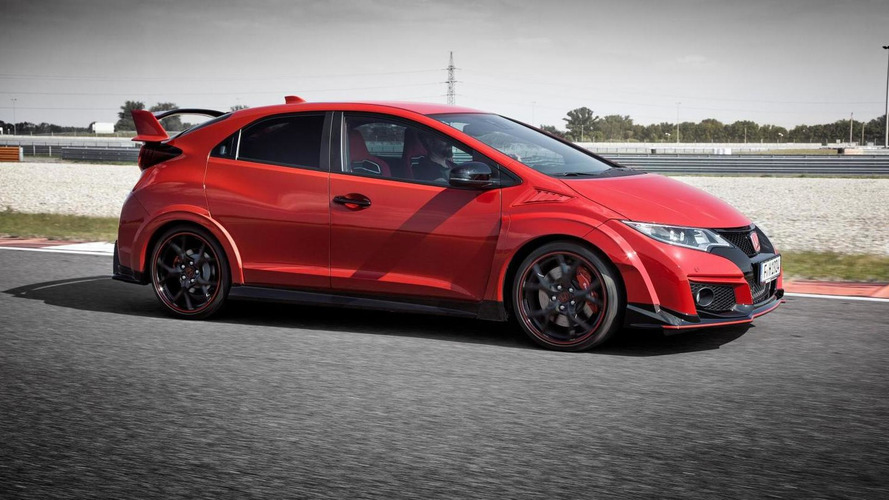 Honda details Civic Type R, new photos released