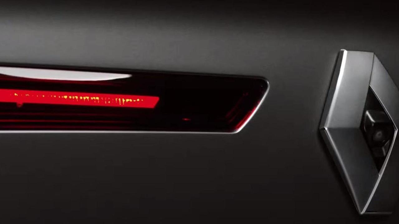 Renault TALISMAN screenshot from teaser video