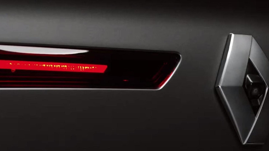 Renault TALISMAN teased, debuts July 6 [video]