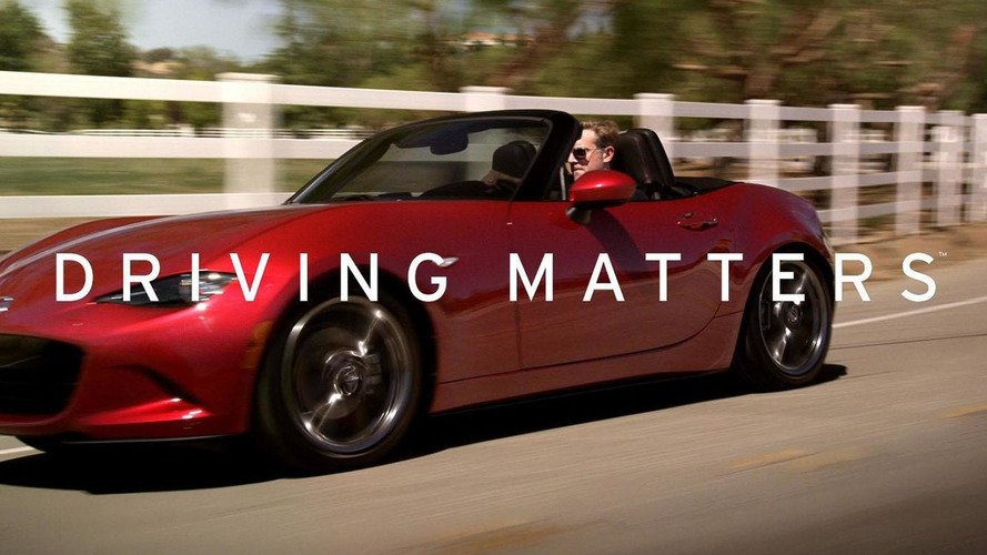 """Mazda launches new """"Driving Matters"""" campaign"""