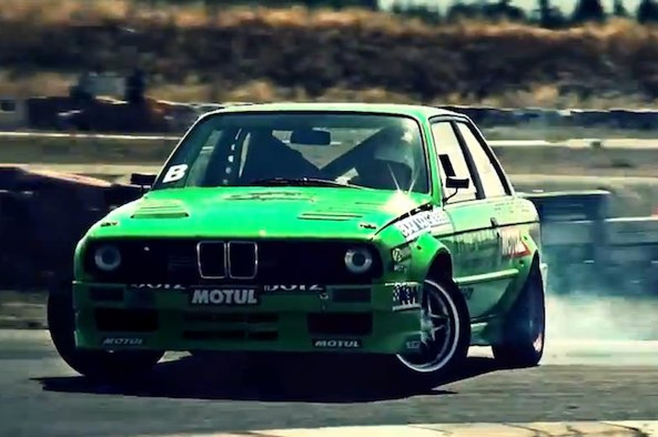 Watch this 11-Year-Old Drift Like a Pro [video]