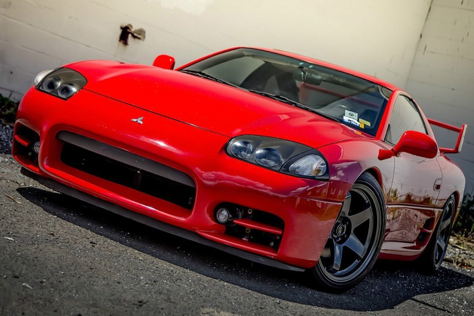 Extremely Clean 1999 Mitsubishi 3000gt Vr4 Will Bring Out The Fanboy