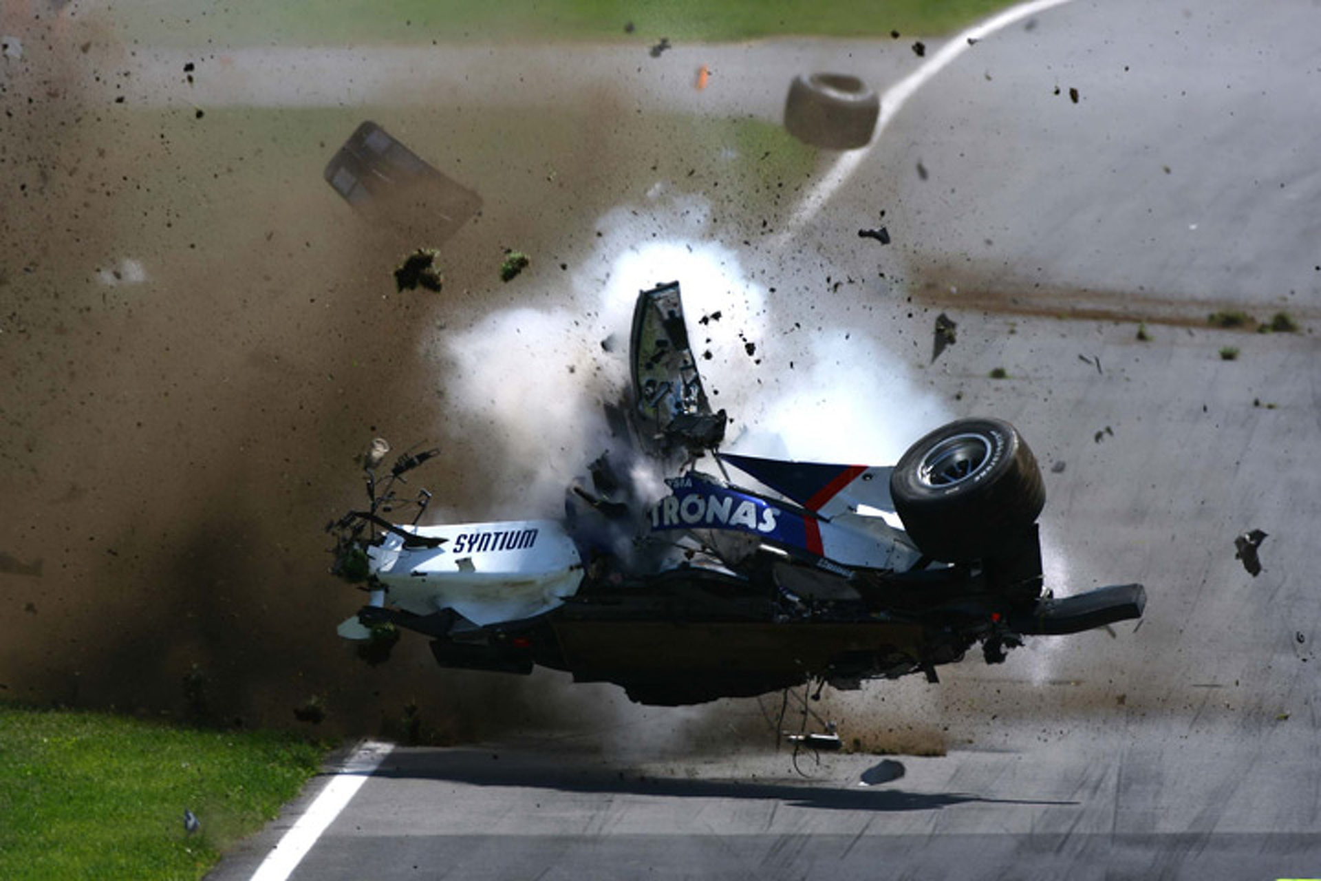 What the History Books Say about the Canadian Grand Prix