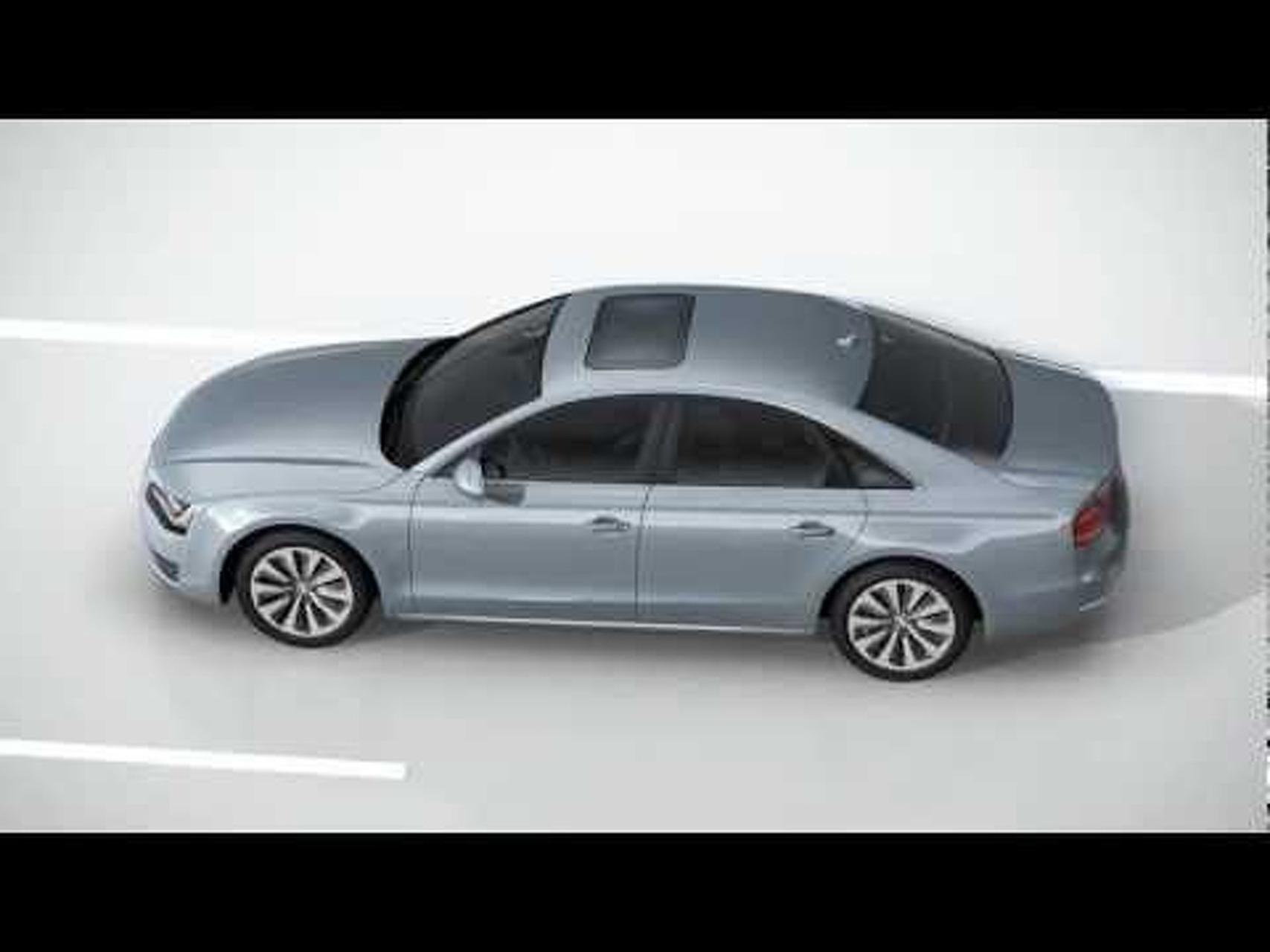 Audi A8 Hybrid Animation