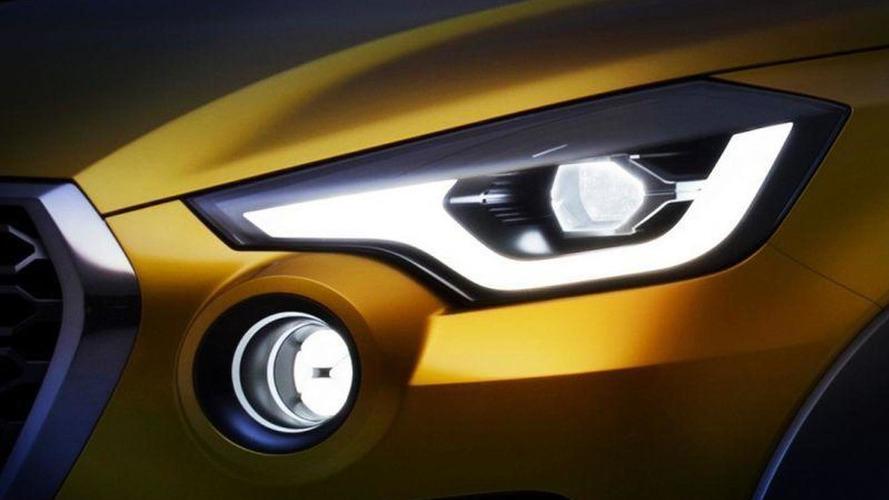 Datsun teases concept car for Tokyo Motor Show