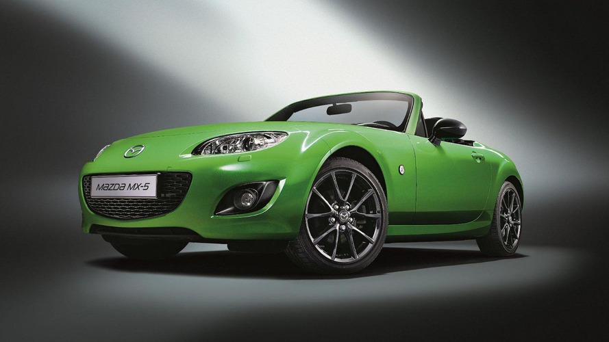 Rotary powered Mazda MX-5 possible, RX-8 replacement confirmed