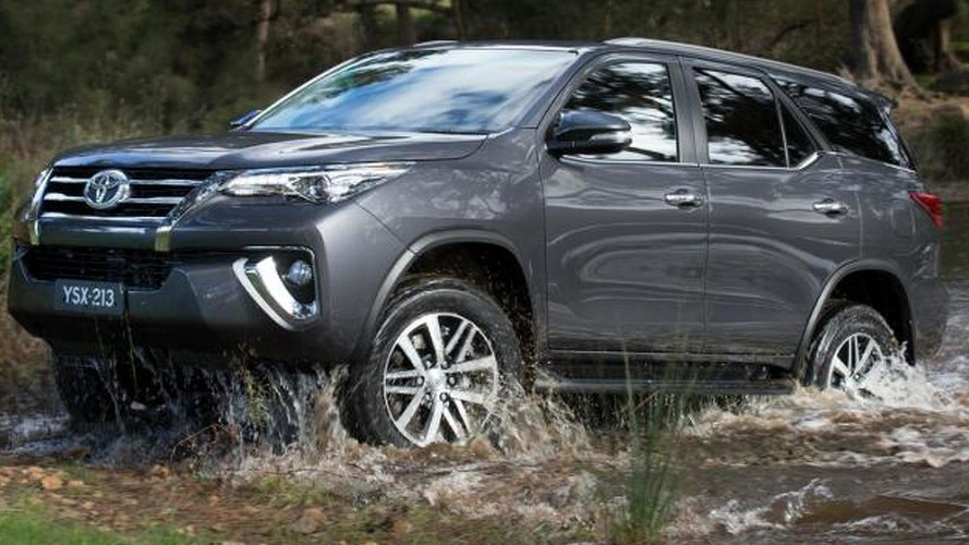 ¿Que te parece el Toyota Fortuner como alternativa al Land Cruiser?