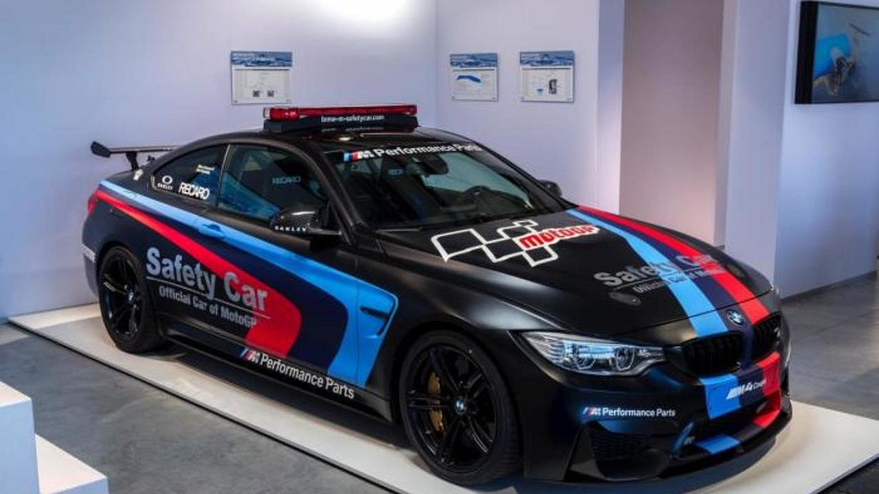 2015 Bmw M4 Coupe Motogp Safety Car 539619