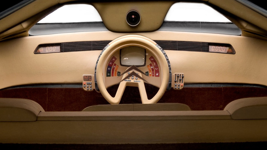 Weird steering wheels that never made it to reality