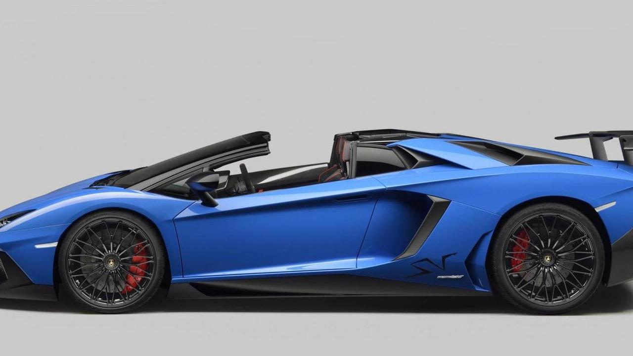 Lamborghini Aventador Sv Roadster Motor1 Com Photos