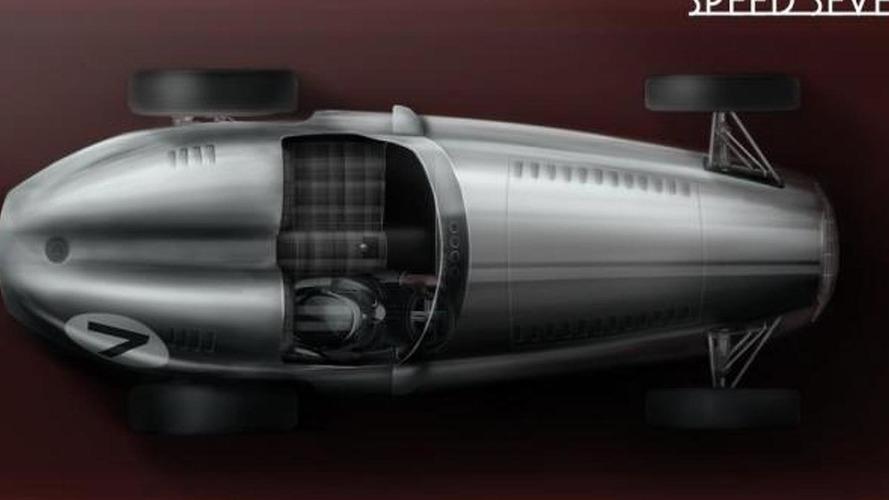 Kahn Design teases their upcoming Speed 7