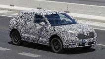2017 Audi Q1 spy photo