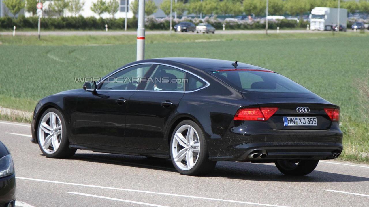 2012 Audi S7 spy photo - 9.5.2011