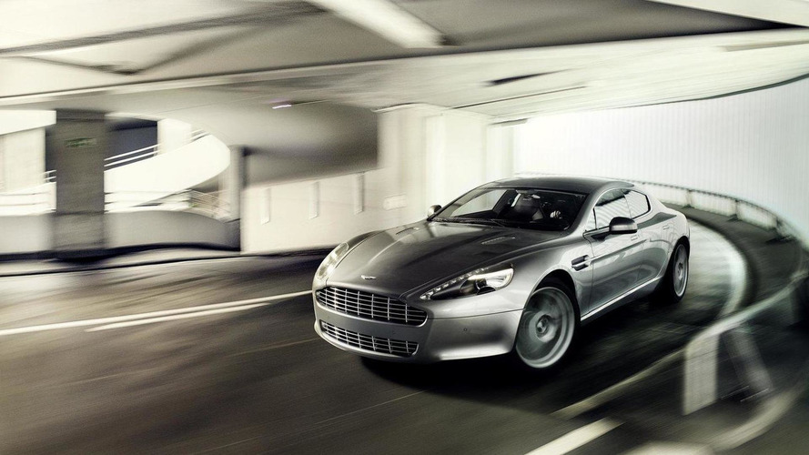 Aston Martin Rapide U.K. production 08.06.2011