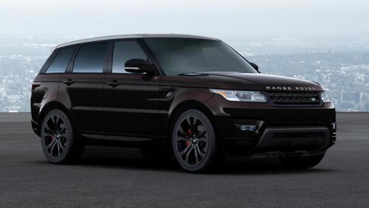 2014 Range Rover online configurator screenshot 787
