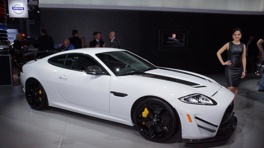 2014 Jaguar XKR-S GT driven by Chris Harris [video]