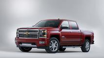 2014 Chevrolet Silverado High Country 06.05.2013