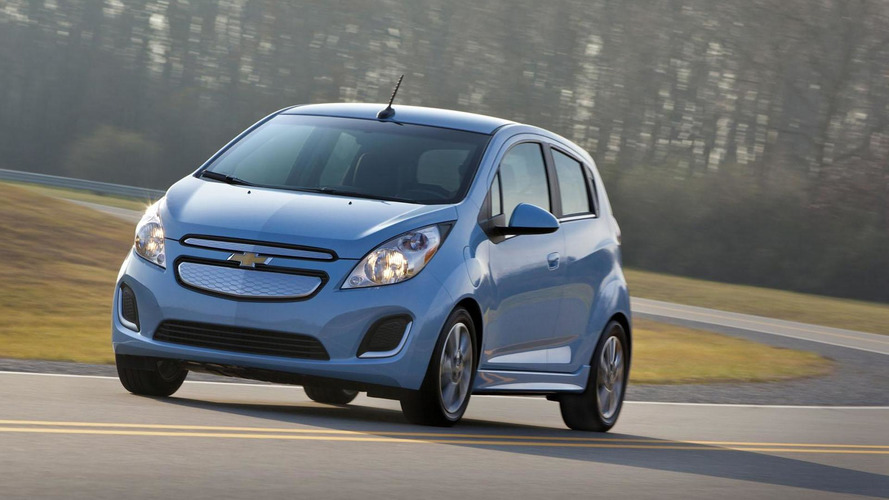 Chevy Spark EV cancelled as Bolt takes over