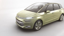 2013 Citroen Technospace concept