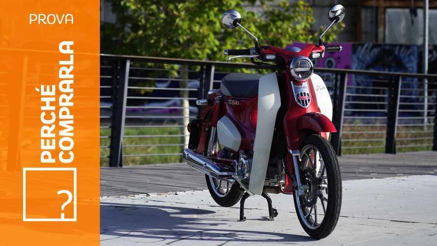 Honda SuperCub C125 | Perché comprarla e perché no