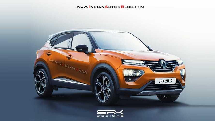 Novo SUV compacto da Renault com motor 1.0 turbo é confirmado para 2020