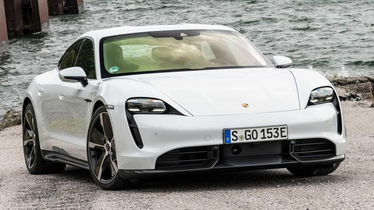 Deutschland: Porsche Taycan