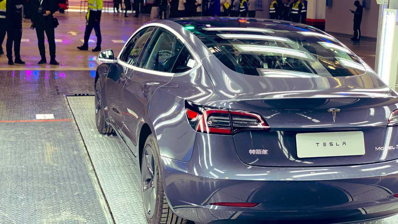 Tesla Model 3 Made-in-China (MIC)