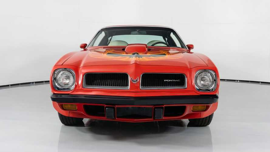 Muscular 1974 super duty trans am commands attention