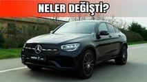 2019 Mercedes-Benz GLC 300d 4Matic Coupe inceleme