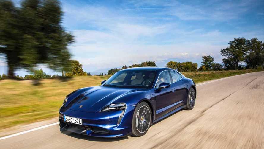 Porsche Reveals Taycan Sales Figures For Q1 2020
