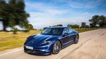 Elektro-Sportwagen Porsche Taycan: Die Versionen in der Übersicht