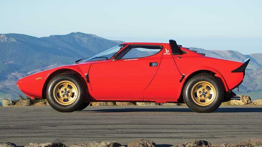 DIAPORAMA - Les 10 Lancia les plus chères de tous les temps