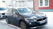 Photos espion - BMW X2 électrique