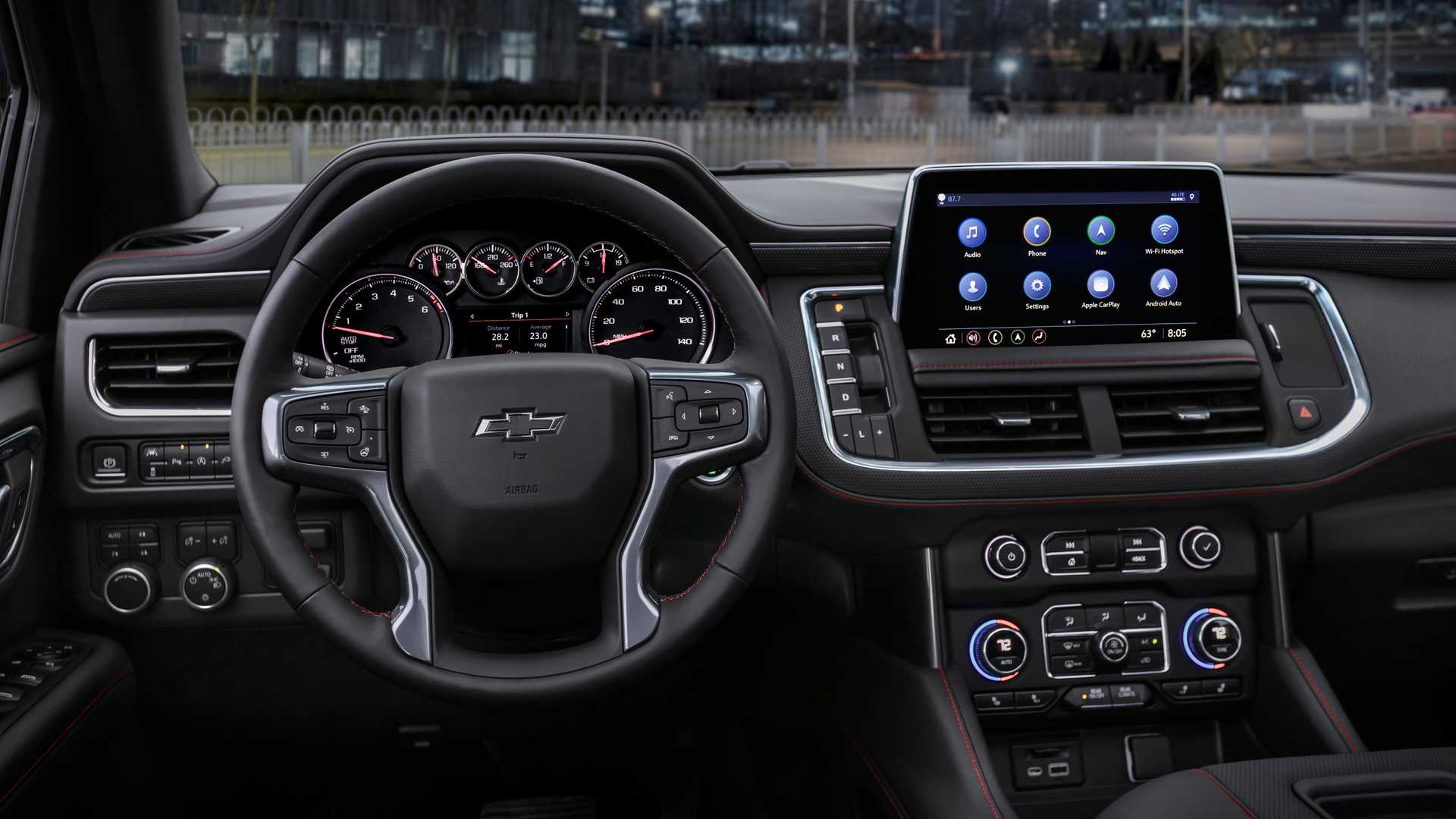 New Chevy, GMC Truck Interiors Will Be Similar To 2021 ...