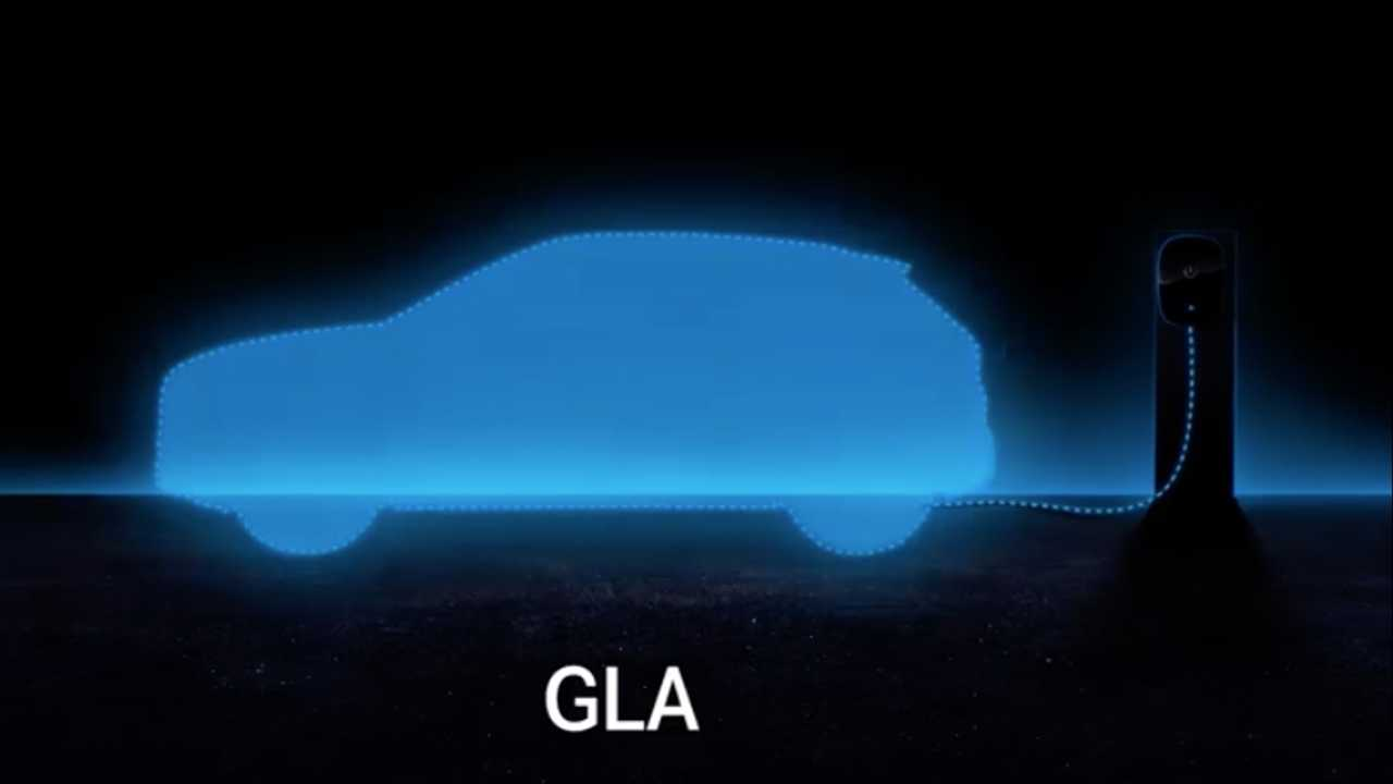 Mercedes Teases Three New Plug-In Hybrids