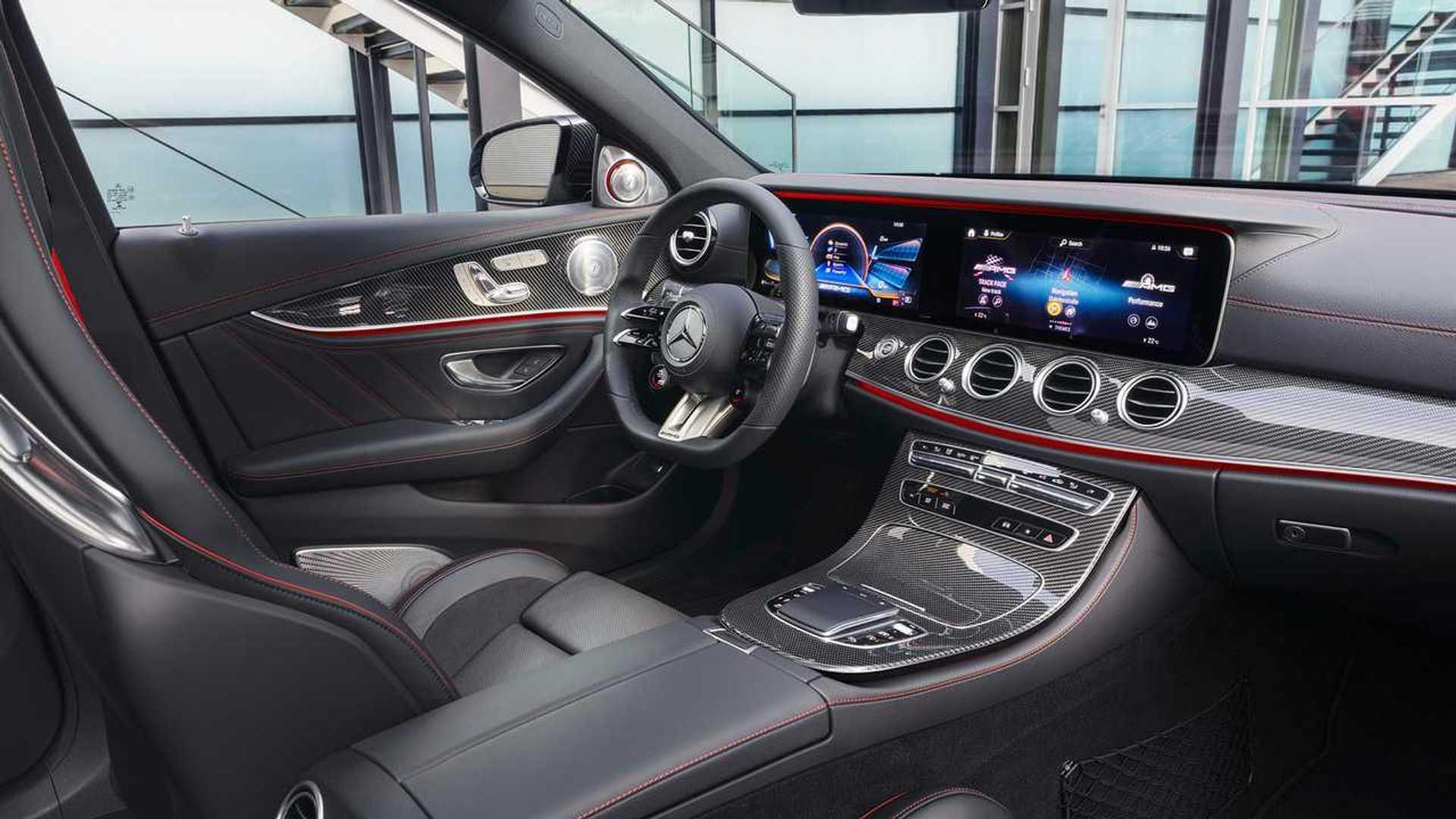 Mercedes-Benz Clase E Restyling (2020) 29