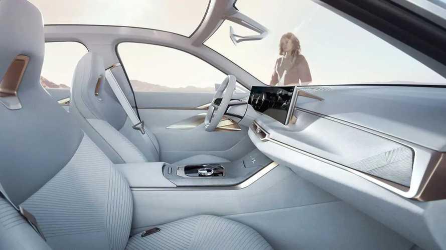 BMW Concept i4 (2020)
