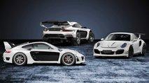 Porsche 911 Üzerine Hazırlanacak Olan Gemballa Avalanche
