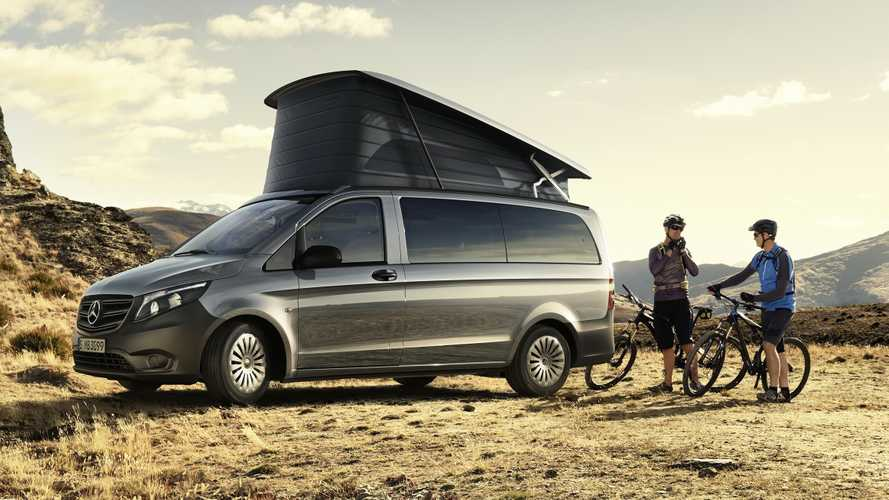 Refreshed Mercedes-Benz Marco Polo Activity Arrives With Up To 236 HP