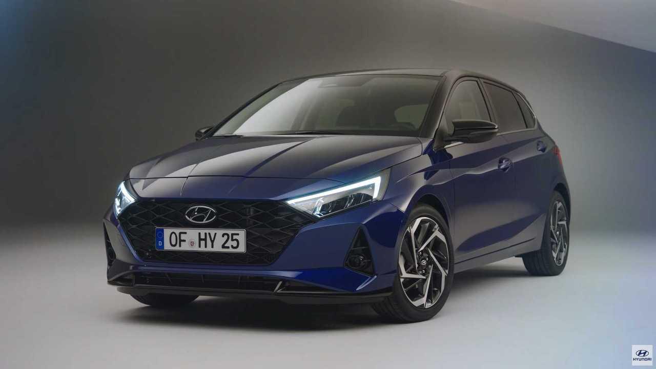 Hyundai i20: Die neue Generation (ab September 2020)