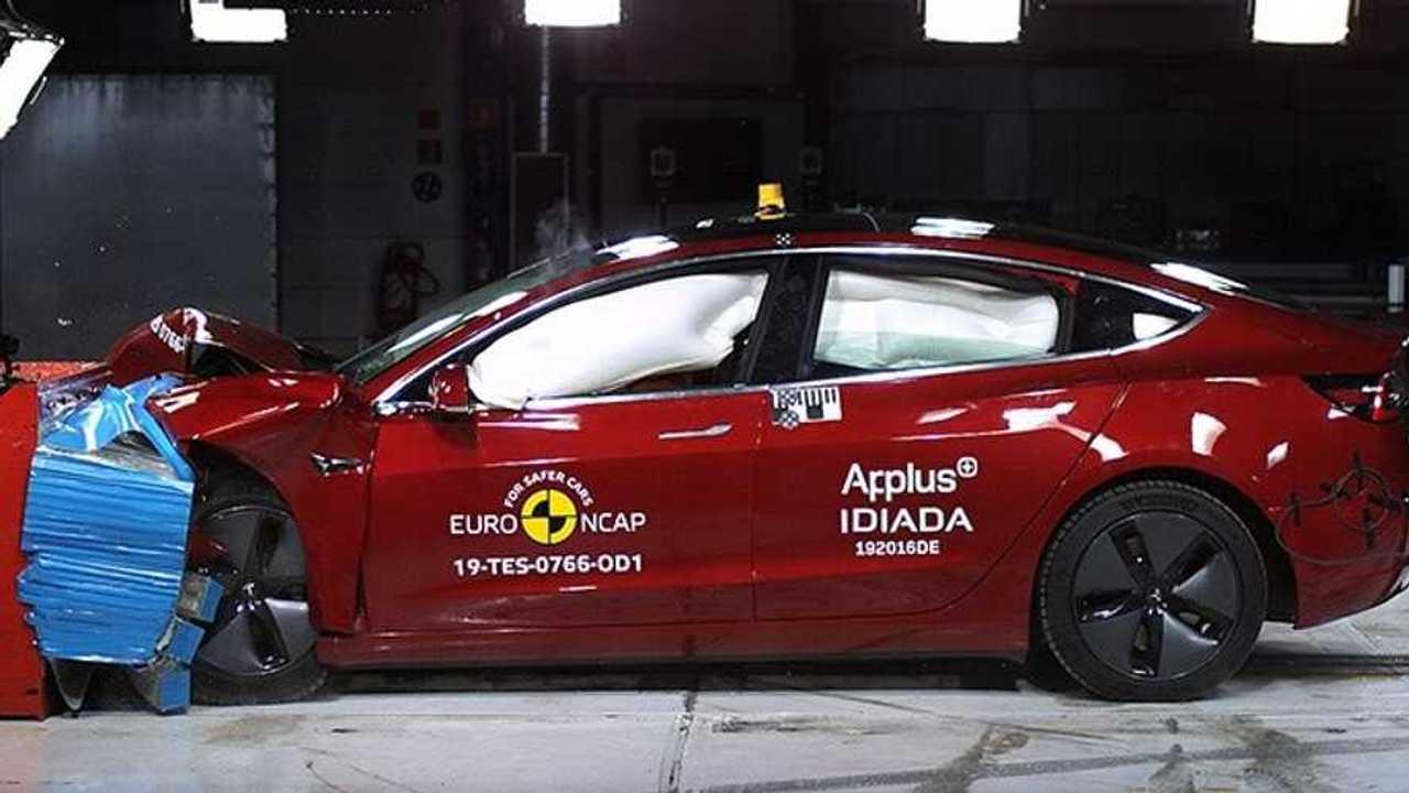 Hybride et électrique - Tesla Model 3