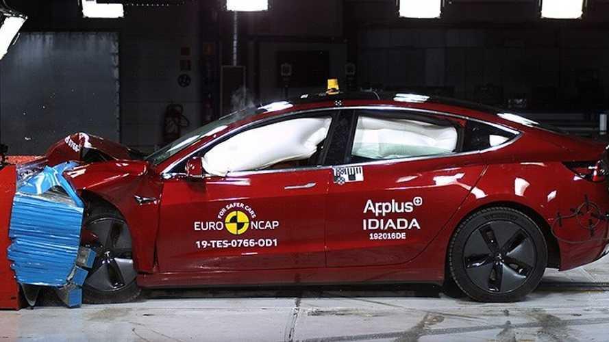Resultados Euro NCAP 2019: los coches más seguros, por categorías