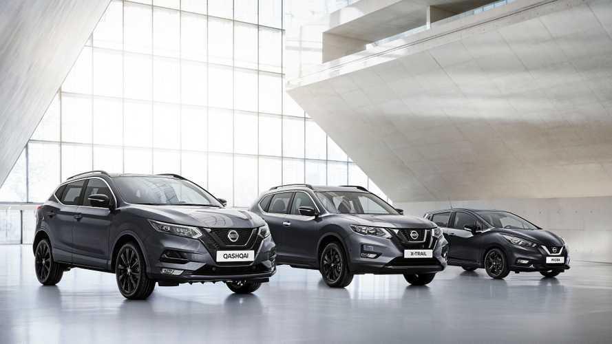 Nissan N-TEC, versione speciale per Micra, Qashqai e X-Trail