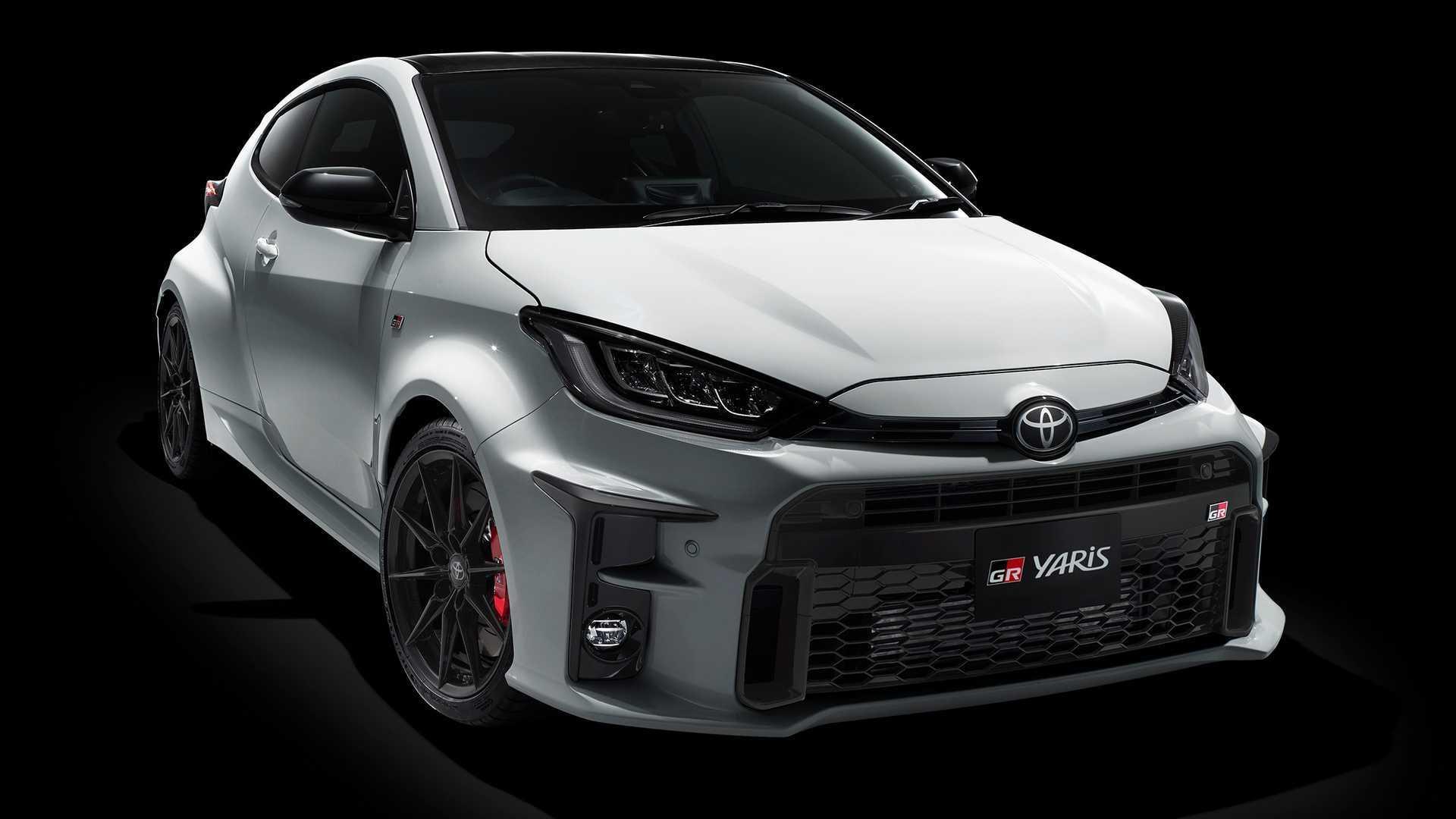 El Toyota GR Yaris se deja ver en vídeo, en un circuito japonés