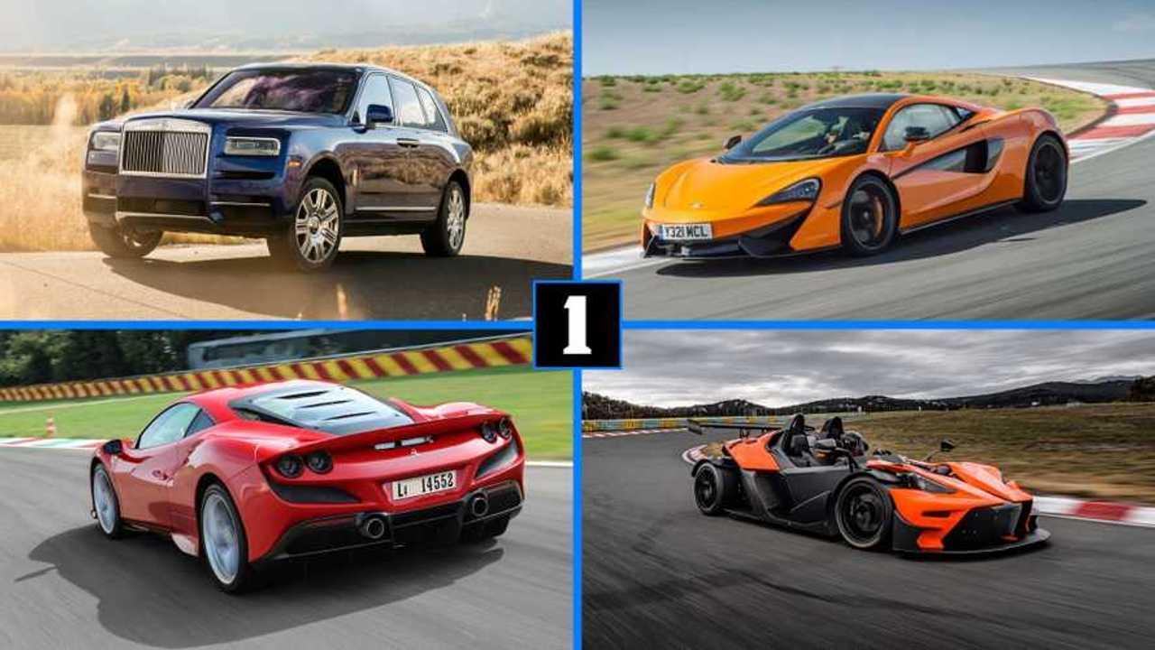 Les dix voitures les moins vendues en France en 2019