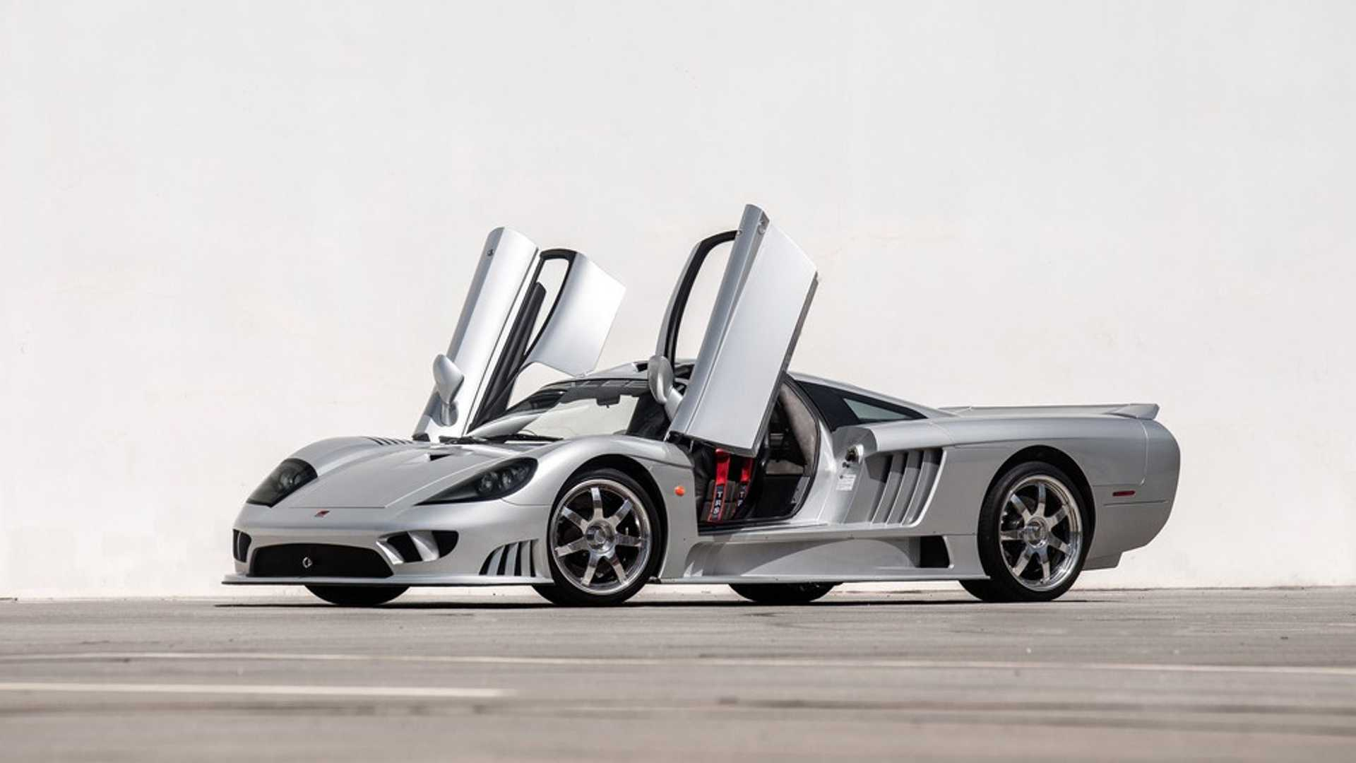 "[""Stunning 2003 Saleen S7 Supercar Is Heading To Barrett-Jackson""]"