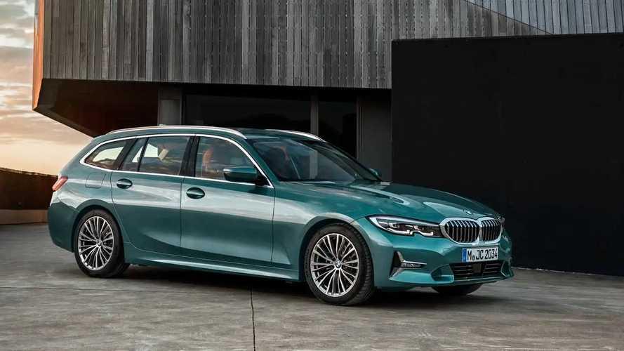 BMW-Modellpflegemaßnahmen Frühjahr 2020
