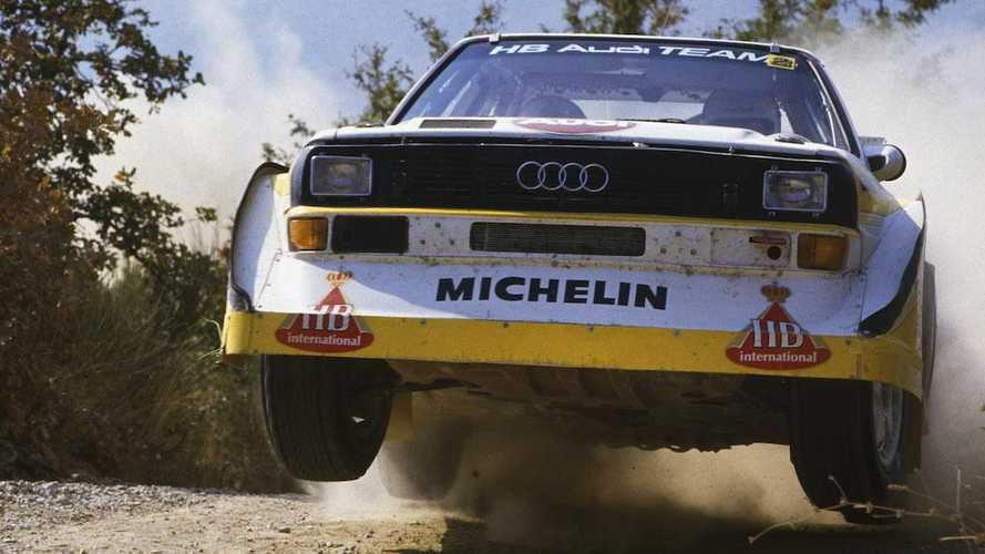 Röhrl to drive Audi Quattro at Eifel Rallye Pikes Peak celebration
